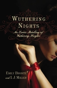 Cover image, Wuthering Nights by I.J. Miller